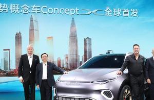 """全新腾势概念车Concept X全球首发 腾势与奔驰并网销售迎""""涅槃重生"""""""