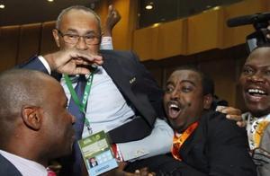 涉嫌贪腐 非洲足联主席艾哈迈德在巴黎被捕