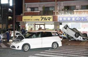 老司机成马路杀手?日韩高龄司机事故频发
