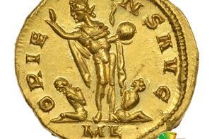英国农场发现罕见罗马硬币 拍出484万元天价