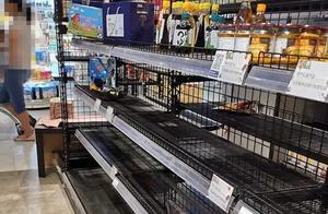 2折甩卖、货架被抢空…青岛这家大超市要关门,开业不到两年!停业时间戳