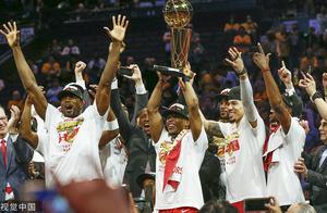 """4:2让勇士""""三连冠""""梦碎,猛龙""""豪赌""""成功,首夺NBA总冠军"""