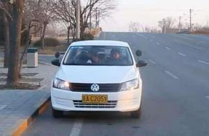靠边停车最简单的方法,靠边停车步骤技巧图解