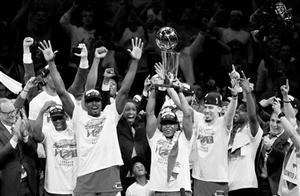 """猛龙""""豪赌""""成功,首夺NBA总冠军"""