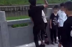 网传打人视频涉案者到案 宜宾警方:涉未成年人请勿再传视频