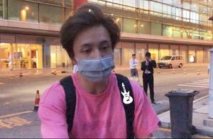 190617 薛之谦昨晚抵达北京 机场亲自透露新歌发布日期