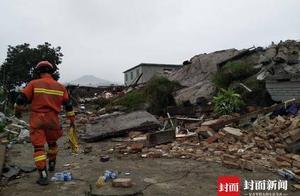 四川宜宾地震一名7岁男孩确认遇难 父亲失声痛哭