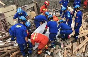 宜宾地震又一名遇难者遗体被发现,死亡人数增至13人