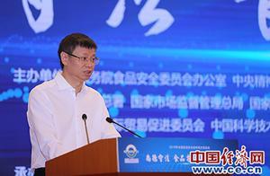 上海副市长许昆林:把保障食品安全的责任放在心上、扛在肩上