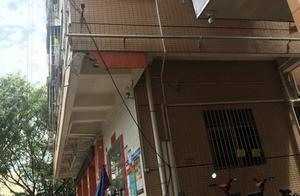 深圳一5岁女童从3楼窗户爬出,不慎坠楼,三人冲上前徒手接