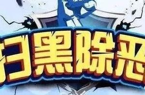 """【扫黑除恶】中央明确""""黑恶势力""""认定标准"""