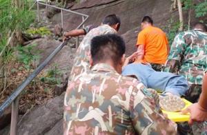 中国孕妇在泰国坠崖,其丈夫被捕……网友:电视剧都不敢这么演