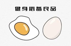 论如何做一颗最适合健身者的蛋