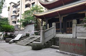 """省级文物保护单位""""双河文庙""""在地震中受损"""