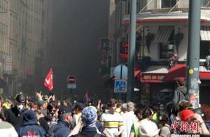 巴黎暴力违法案件激增 市政府指责警方忽视日常治安