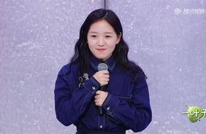 《明日之子》冯希瑶镜头最多,她唱功宛如天籁,13岁曾登台演出