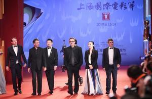 群星闪耀第22届上海国际电影节金爵奖颁奖典礼红毯