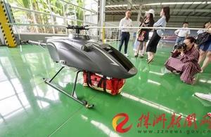 """株洲山河""""飞玥""""无人直升机开卖,定价100万元"""