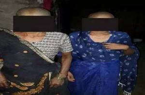 印度母女独自在家冒死反抗轮奸,却遭犯罪团伙殴打剃头游街示众
