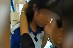 广东湛江八年级学生被学妹扇巴掌,家属:刷抖音发现孩子被打