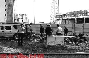 艮山东路发生天然气大面积泄漏 所幸无人员伤亡
