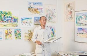 105岁华裔迪士尼动画师去世 自称长寿秘诀是一个好妻子和中国菜