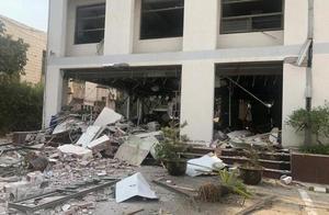 山东泰安一栋写字楼发生爆炸 1名保安员死亡