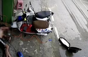 23岁小伙触电浑身颤抖20秒 倒下后一个动作救了自己