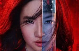 真人版《花木兰》预告片首度公开,日本网友又一次被神仙姐姐的美貌惊艳了