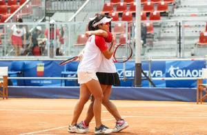 为国争光!中国网球女双18年以来大运会首度摘金
