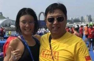 创历史!济南姑娘辛鑫夺中国队历史上首枚世锦赛公开水域游泳金牌