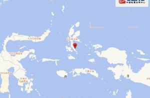 印尼7.1级地震