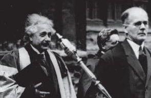爱因斯坦在牛津