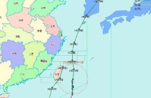 """台风""""丹娜丝""""附近有热带低压生成""""双台风""""或再现"""