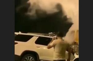 SUV追尾自燃致2死,前车司机涉嫌过失致人死亡被刑拘