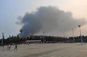 河南义马:气化厂可能发生二次爆炸系谣言,将严厉打击造谣者