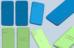 网传的iPhone 11从何而来 或因原版CAD设计泄露