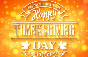 关于感恩节的英文由来