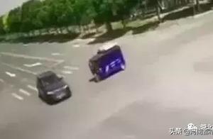 视频惨烈!奥迪试驾车出大事,1死4伤!丈夫孩子被甩出车外