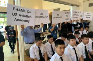 中国飞行学员在美航校自杀疑云:年仅22岁,疑遭不合理对待,同学悼念疑受阻挠