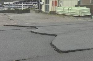 日本6.8级地震不少建筑受损,一家千年旅馆温泉断流
