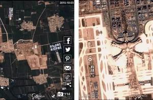 """国外卫星拍摄的一段40秒视频火了!这就是""""基建狂魔""""!"""