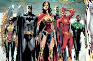 正义联盟:终极蝙蝠战甲已经出现,正义联盟在六维宇宙开始决战!