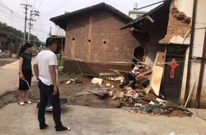 北团镇:开展房屋安全隐患排查,确保群众生命财产安全