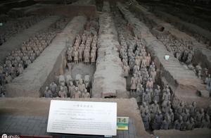 来西安秦始皇兵马俑博物馆,感受世界第八大奇迹的壮观