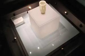 洛阳博物馆镇馆之宝——曹魏白玉杯的前世今生
