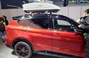 奇瑞又一款实力派SUV,1.6TGDI动力不把哈弗H6放在眼里