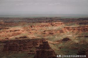 张掖平山湖大峡谷 丝毫不比美国大峡谷逊色的自然景观