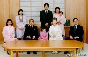 """从日本皇室""""全家福"""",看爱子公主的地位变化,越来越不受重视!"""