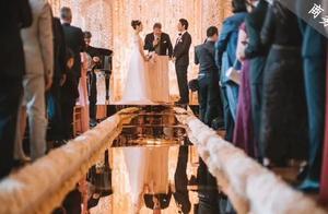 郎朗凡尔赛宫办婚礼,新娘换6套婚纱,英国王子、周杰伦都来了...